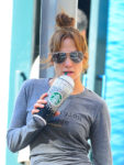 Latest Celeb Trend – Crystal Coffee Cup